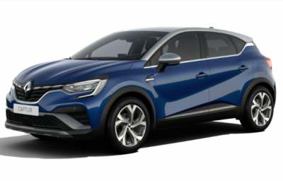 Photo Renault Captur RS Line E-TECH 160