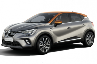 Photo Renault Captur Initiale Paris E-TECH 160