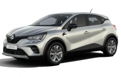 Photo Renault Captur Zen Tce 100 GPL