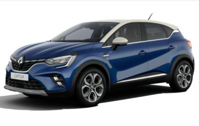 Photo Renault Captur Intens Tce 140 EDC Micro-Hybrid