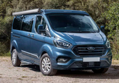 Photo Ford Transit Custom Nugget Plus L2 Trend 2.0 Ecoblue 130 Auto