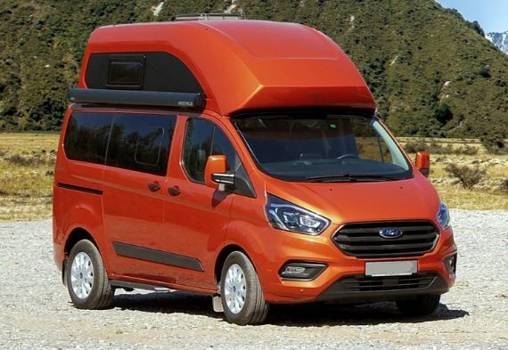 photo Ford Transit Custom Nugget TR L1 Trend 2.0 Ecoblue 130
