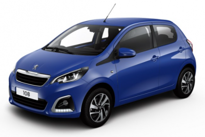Photo Peugeot 108 Allure VTi 72 S&S 5p