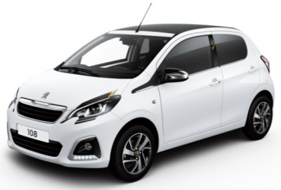 Photo Peugeot 108 TOP! Collection VTi 72 S&S 5p