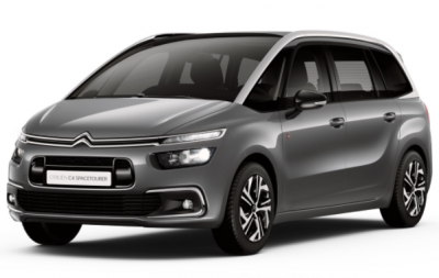 Photo Citroen Grand C4 SpaceTourer C-Series 1.5 Blue HDI 130 S&S