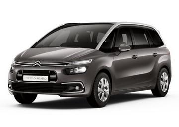 Photo Citroen Grand C4 SpaceTourer Shine Pack 1.2 PureTech 130 S&S EAT8