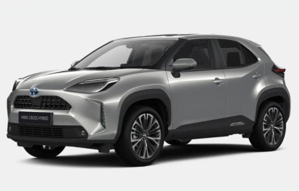 photo Toyota Yaris Cross Style 1.5 e-CVT 120 Hybrid 2WD