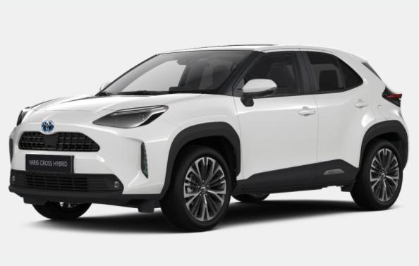 photo Toyota Yaris Cross Style Plus 1.5 e-CVT 120 Hybrid 2WD