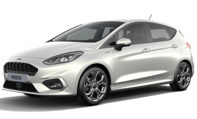 Photo Ford Fiesta ST Line  X 1.0 Ecoboost 125 MHEV