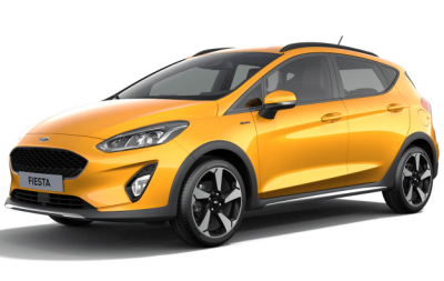 Photo Ford Fiesta Active X 1.0L Ecoboost 100cv