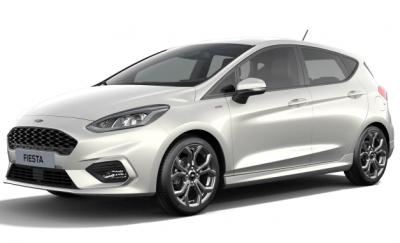 Photo Ford Fiesta ST Line  X 1.0 Ecoboost 100cv