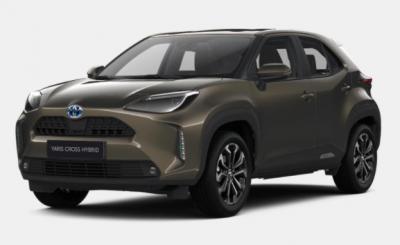 Photo Toyota Yaris Cross Active Tech 1.5 e-CVT 120 Hybrid 2WD