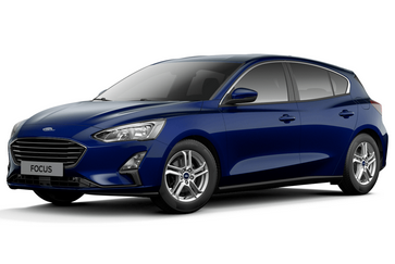 Photo Ford Focus Trend Business 1.0 Ecoboost 125 MHEV