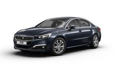 Photo Peugeot 508 Allure 1.6 BlueHDI 120 S&S