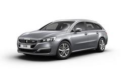 Photo Peugeot 508 SW Active 1.6 BlueHDI 120 S&S