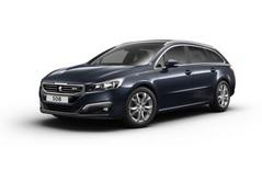 Photo Peugeot 508 SW Allure 1.6 BlueHDI 120 S&S EAT6