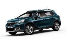 Photo Peugeot 2008 Allure 1.6 BlueHDI 100 S&S