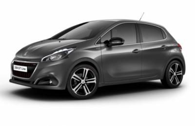 Photo Peugeot 208 GT Line PureTech 110 EAT6 S&S 5p
