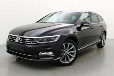 Photo VW Passat SW HighLine 2.0 TDi 190 DSG 4Motion