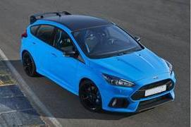 Photo Ford Focus RS 350 Limited Edition