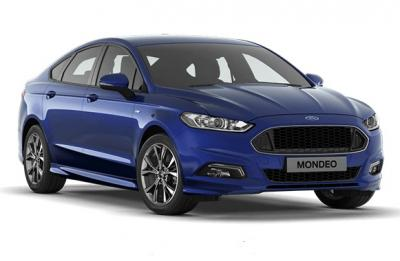 Photo Ford Mondéo ST Line 2.0 Tdci 180 AWD PowerShift