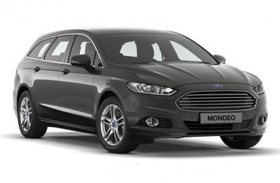 Photo Ford Mondéo SW Titanium 2.0 Tdci 180 AWD PowerShift