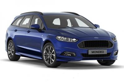 Photo Ford Mondéo SW ST Line 2.0 Tdci 180 AWD PowerShift