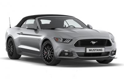 Photo Ford Mustang GT Convertible 5.0 V8 421 ch