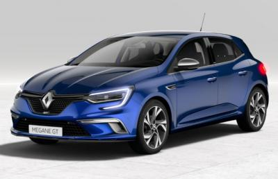 Photo Renault Megane 4 GT Tce 205 EDC