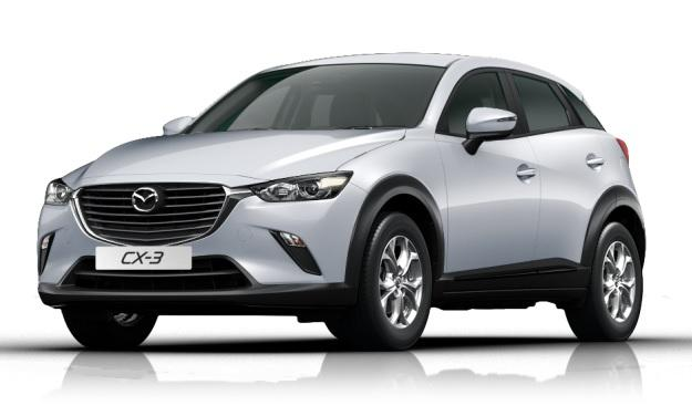 mazda cx3 luxury 2 0 g 120cv 2wd auto priscar. Black Bedroom Furniture Sets. Home Design Ideas