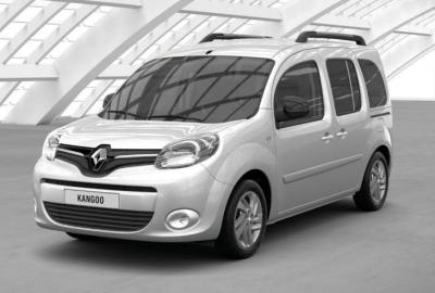 Photo Renault Kangoo Intens Dci 110