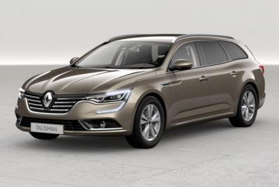 Photo Renault Talisman Estate Intens 1.5 Dci 110
